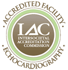 Intersocietal Accreditation Commission - Accredited Facility for Echocardiography