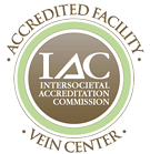 Intersocietal Accreditation Commission - Accredited Facility - Vein Center
